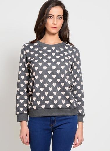 Compania Fantastica Sweatshirt Gri